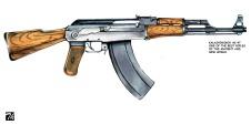 AK-47 Wallpaper-9